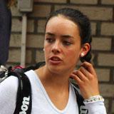 Tennis-Bilder Tennis-Fotos Isabel Lampe