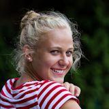 Tennis-Bilder Tennis-Fotos Merle Vagt