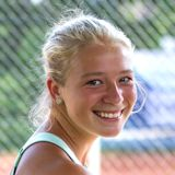 Tennis-Bilder Tennis-Fotos Sophia Intert